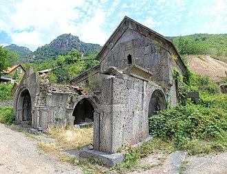 Akhtala - Holy Trinity Monastery, 13th century