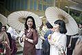 นางพิมพ์เพ็ญ เวชชาชีวะ ภริยา นายกรัฐมนตรี นำคู่สมรสผู้ - Flickr - Abhisit Vejjajiva (44).jpg