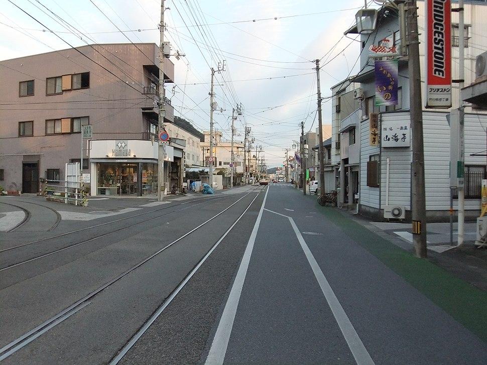 いの町新町付近 - panoramio