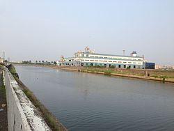 典寶橋旁的典寶溪.JPG
