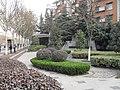 南京集庆门大街与湖西街路交叉口小绿地 - panoramio.jpg