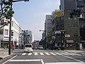 国道411号 甲府警察署東 - panoramio.jpg