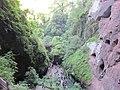 大金湖甘露寺下的山谷 - panoramio.jpg