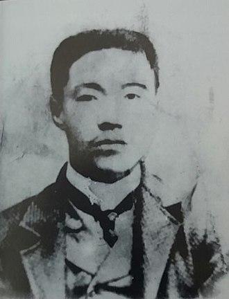 An Jung-geun - An Jung-geun in 1906