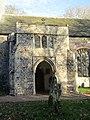 -2020-01-04 South porch, All Saints church, Gimingham.JPG