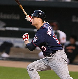Minnesota Twins - Justin Morneau, drafted in 1999 by the Twins, won the AL MVP award in 2006.