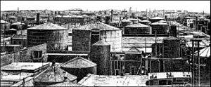 Black City (Baku) - Black City in 1913