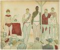 04.Torné Esquius. Lluitadors de fira. VINSEUM, Museu de les cultures del vi de Catalunya.jpg