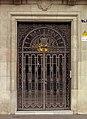 074 Edifici al pg. de Gràcia, 76 (Barcelona), portal.jpg