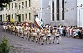 081z Saint Helena's Day parade, 1834 - 1984, Jamestown, St Helena Island.jpg