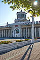 0897 - Nordkorea 2015 - Pjöngjang - Bahnhof (22977495675).jpg