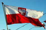 0906 Bandera Marynarki Wojennej RP ORP Toruń