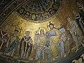 0 'La Vergine e Cristo assisi' - Basilica S. Maria in Trastevere 2.JPG