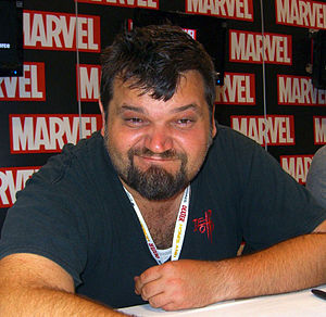 Esad Ribić - Ribić at the 2012 New York Comic Con.