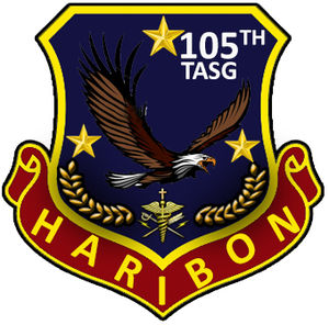 105th Technical & Administrative Services Group (Reserve) - Image: 105th Technical & Administrative Services Group (Reserve) Unit Seal