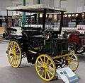110 ans de l'automobile au Grand Palais - Panhard et Levassor Wagonette 2 cylindres - 4 CV - 1896 02.jpg
