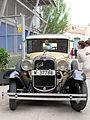 118 Fira Modernista de Terrassa, mostra de cotxes d'època a la Rambla.JPG