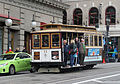 11 Cable Car on Powell St, SF, CA, jjron 25.03.2012.jpg