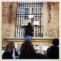 11 janvier 2015 - Mairie d'Aix-en-Provence - Messages sur grille.JPG