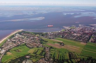 Elbe - Cuxhaven