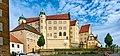 130 Meter über der Stadt Lauchheim liegt Schloss Kapfenburg. 11.jpg