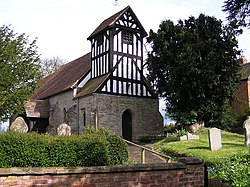 13th Century Church of St.James at Kington. - geograph.org.uk - 6980.jpg