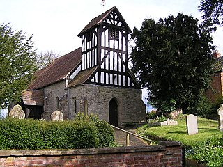 Kington, Worcestershire village in United Kingdom