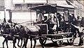 142 Museu d'Història de Catalunya, carro de transport urbà.JPG