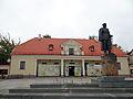 150913 Józef Piłsudski monument in Białystok - 01.jpg