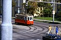 152R04200986 100 Jahre Bahnhof Floridsdorf, Sonderfahrten, Wagramerstrasse, Typ G4 345.jpg