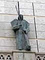 163 Sant Miquel, de Luis Bertia, catedral del Sant Esperit (Terrassa).jpg