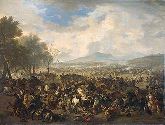 Battle of Ramillies - The Battle of Ramillies