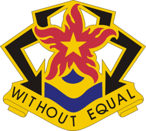 52nd Ordnance Group (EOD) - Image: 184 Ord Bn DUI