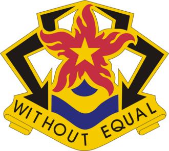 52nd Ordnance Group (EOD) - Image: 184 Ord Bn DUI