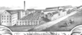 1850 Lowell Co Mills Lowell Massachusetts detail of map by Sidney and Neff BPL 11051.png