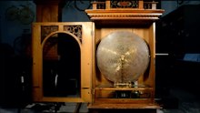 "Datei:1890 Coin Operated Polyphon Music Box- ""O Come All Ye Faithful"".webm"