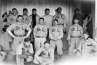 1903 St. Louis Browns season - The 1903 St. Louis Browns