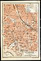 1911 circa Stadtplan Hannover, Geographische Anstalt von Wagner & Debes, Leipzig, 02 Innere Stadt.jpg