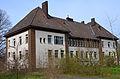 1914 in Betrieb genommene Fliegerstation, Hannover, Vahrenwalder Heide, Kugelfangtrift, Nebengebäude.jpg
