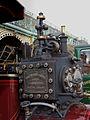 1920 Burrell Steam road locomotive (PB 9687), 2009 HCVS London to Brighton run (1).jpg