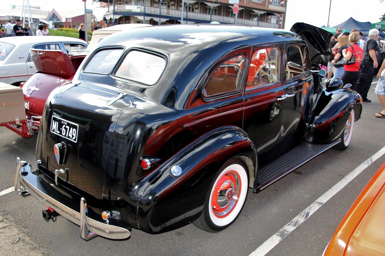 File:1939 Chevrolet Master Deluxe sedan (7026043171).jpg ...
