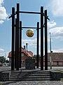 1956 Hungarian Revolution Memorial (2008), 2019 Csorna.jpg