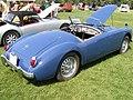 1959 MG A with Miata engine (932405513).jpg