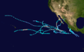 1966 Pacific hurricane season summary.png