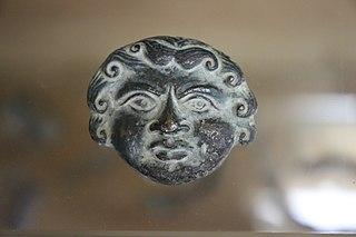 Médaillon - Gorgone (Musée de Die)