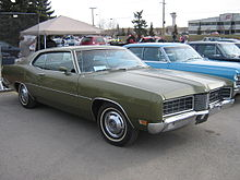1970 Ford Xl Sportsroof