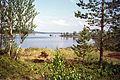 1972 Inarijärvi1 meer nabij Inari.jpg