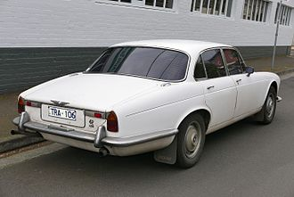 Jaguar XJ - Jaguar XJ6 (Early Series I)