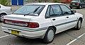 1991-1994 Ford Laser (KH) Ghia 5-door hatchback (2011-03-14) 02.jpg