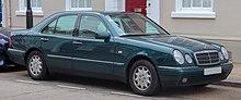 Mercedes-Benz E-Class - Wikipedia